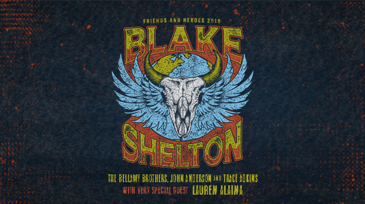 Win Tickets To Blake Shelton