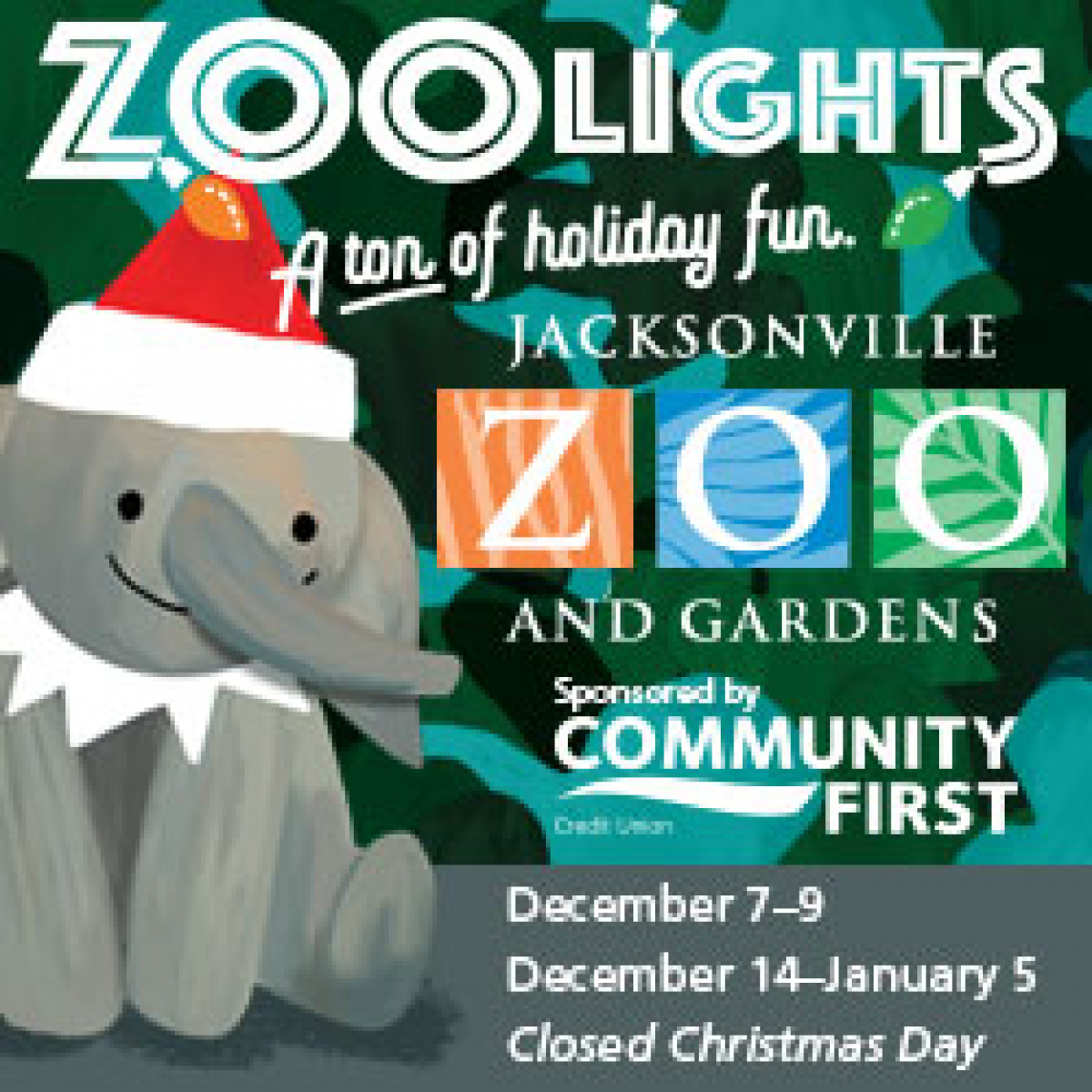 Win Tickets To ZOO-Lights